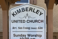 KUC Sign