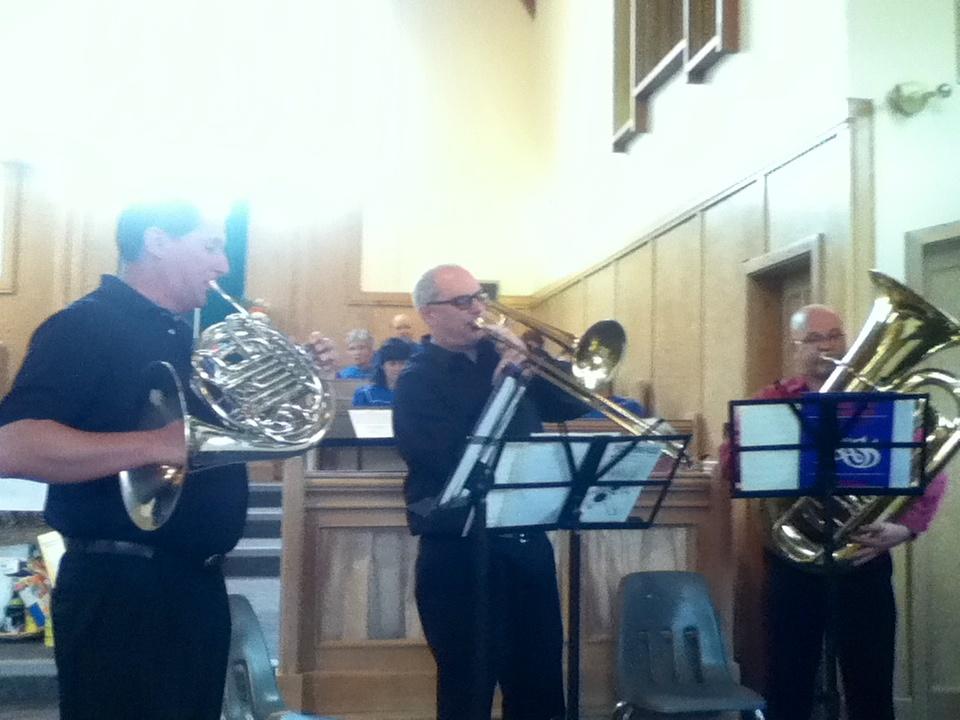 Kootenay Brass Quintet 2