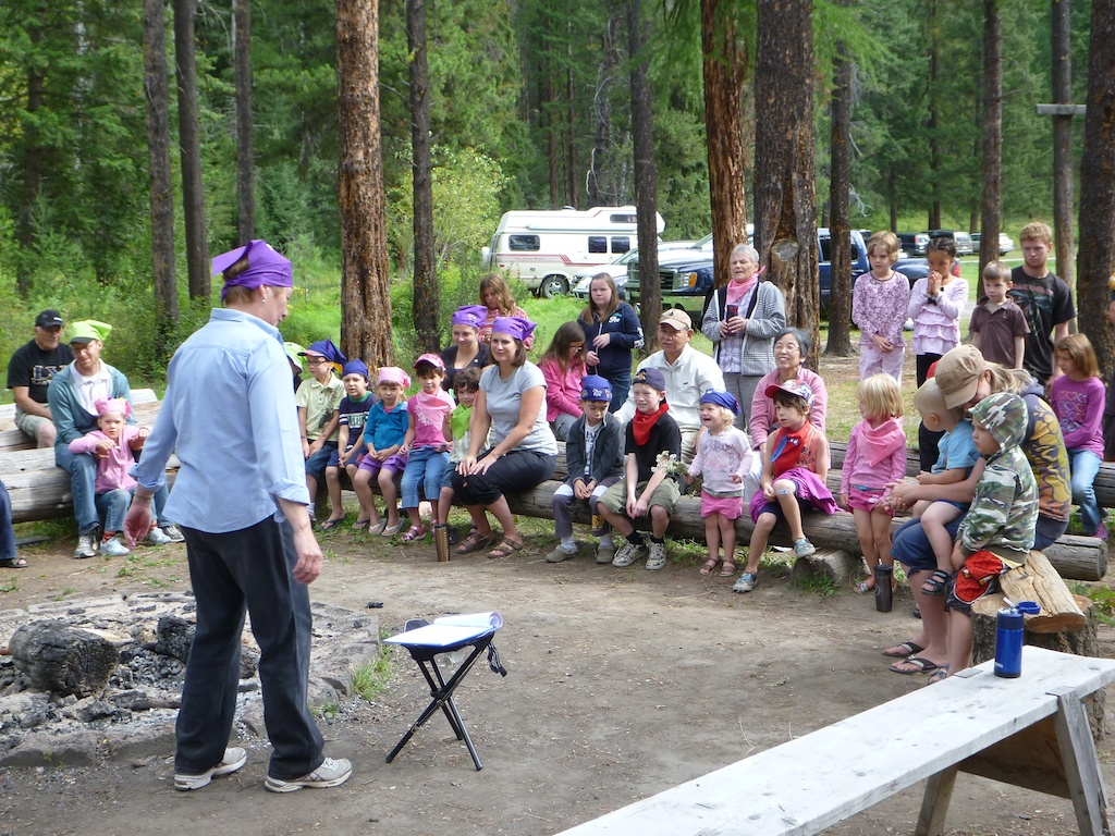 United for Kids Camp 2012