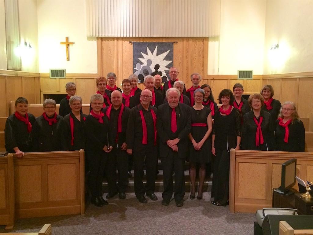 Cantata Choir 2015